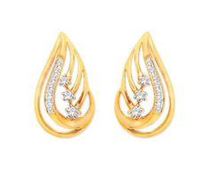 Beautiful Indian Jewellery #earrings #diamond