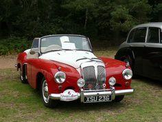 Vintage Car - Daimler Conquest Century Drophead Coupe [XSU 236] 110612 Sandringham