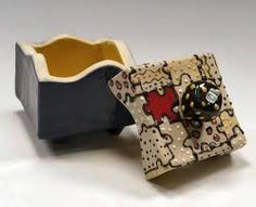 Risultati immagini per clay box