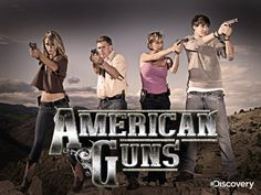 American Guns Love the Wyatts Great Family