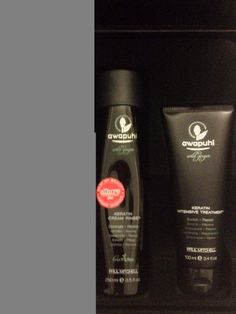 Paul Mitchell Awapuhi Wild Ginger Shampoo,cream Rinse,keratin Treatment by Paul Mitchell Awapuhi Wild Ginger Shampoo,cream rinse,keratin Treatment. $43.50. Detangle. Sulfate Free. Hydrating. Moisturizes. Repair dry damage hair. Paul Mitchell Awapuhi 100% sulfate free,gentle hydration,color protection.