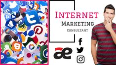 A internet marketing consultant helps you optimize marketing strategies for efficiency and efficacy saving time & money while maximizing reach. Internet Marketing Consultant, Social Media Marketing, Google Traffic, Search Engine, Toronto, Improve Yourself, Organic, Business, Store