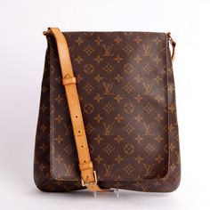 Louis Vuitton Musette Salsa 2241 Brown Monogram Cross Body Bag. Get the trendiest Cross Body Bag of the season! The Louis Vuitton Musette Salsa 2241 Brown Monogram Cross Body Bag is a top 10 member favorite on Tradesy. Save on yours before they are sold out!