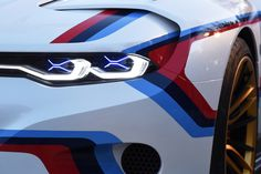 BMW 3.0 CSL Hommage R: Monterey 2015 Photo Gallery - Autoblog