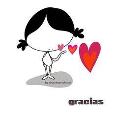 Agradecer. Los corazones que me rodean, y me cuida. Las palabras. Los gestos. Agradecer las sonrisas. Vivir en modo agradecimiento... #EeeegunonMundo!!