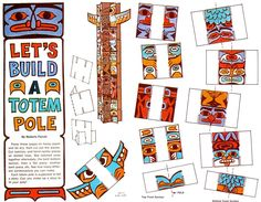 Let's build a totem pole