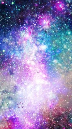 Midnight Galaxy Wallpaper