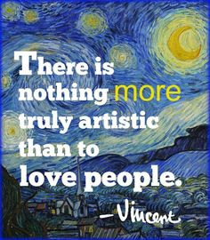 Vincent Van Gogh nailed it! Clever Quotes, Great Quotes, Quotes To Live By, Inspirational Quotes, Words Quotes, Me Quotes, Funny Quotes, Sayings, Van Gogh Quotes
