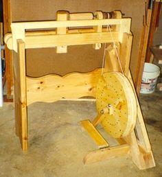 Lathes Part 2: Building a Flywheel Treadle Lathe