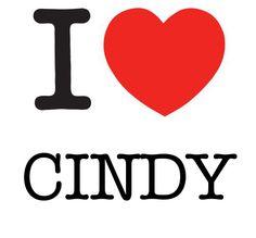 I Heart Cindy | I Heart Project