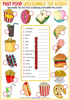 Breakfast ESL Printable Unscramble the Words Worksheet - and drink cakes . - Breakfast ESL Printable Unscramble the Words Worksheet – and drink cakes food and drink di - Food Vocabulary, Vocabulary Worksheets, English Vocabulary, Vocabulary Exercises, English Grammar, Teaching English, English Worksheets For Kids, English Lessons For Kids, French Lessons