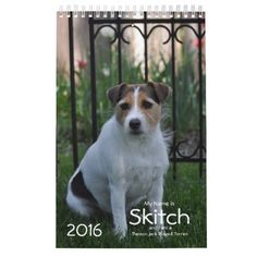2016 Dog Mini Calendar by Janz