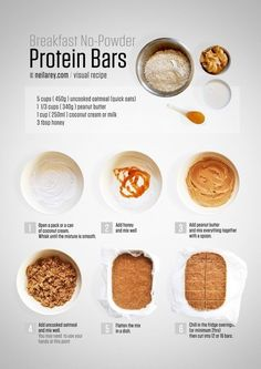 make your own protein bars!