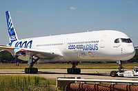 Airbus A350 Production List
