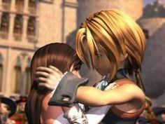 zidane and garnet kiss Muscle Shoals, Final Fantasy Ix, Finals, Love Story, Super Cute, Cinema, Music, Youtube, Garnet