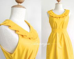 Handmade pleated collar any color bridesmaid dresses, $60 by Ananya on etsy