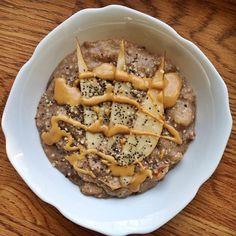 Whole and Healthy: Chai Spice Pear Buckwheat Porridge
