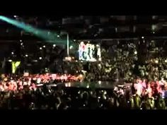 One Direction TMH Tour - Last First Kiss O2 Arena 23.2.13