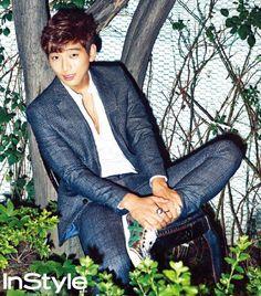 #JinWoo #2AM #InStyle #PhotoShoot