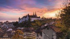 Tour du Lac de Neuchatel - Distance: km - Elevation: 370 hm - Location: Neuchâtel, Canton of Neuchâtel, Switzerland Switzerland Travel Guide, Switzerland Tourism, Geneva Switzerland, Lugano, Zermatt, Lausanne, Basel, Entlebucher, Swiss Travel