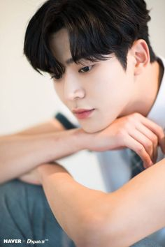 Rowoon 'One Day Found by Chance' promotion photoshoot by Naver x Dispatch. Kim Ro Woon, Joon Hyuk, Chani Sf9, Brown Eyed Girls, Kdrama Actors, Most Beautiful Man, Boyfriend Material, Handsome Boys, Korean Actors