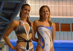 79 Best Synchro Swim Costume Images Fashion History Vintage