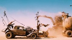TRAILER TALK: Mad Max - Fury Road #madmax #madmaxfuryroad