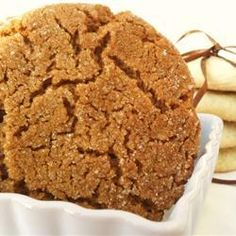 July 1- National Gingersnap Cookie Day!