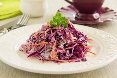 Coslaw Recipes, Roast Recipes, Salad Recipes, Cooking Recipes, Healthy Recipes, Baked Spinach Recipe, Spinach Recipes, Joy Bauer Recipes, Mulberry Recipes