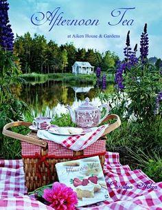Afternoon Tea Aiken House & Gardens