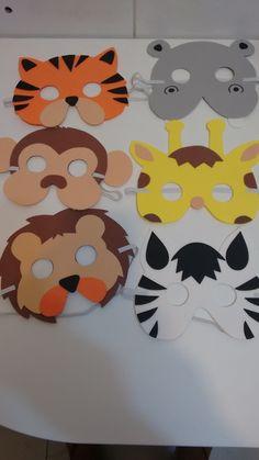 máscaras safari EVA