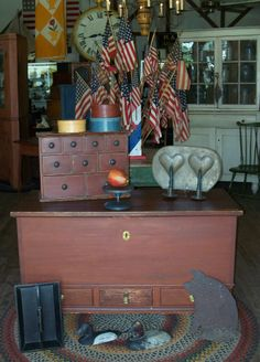 Country Treasures American Country Antiques Preston, Maryland