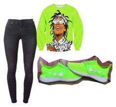 """""""Untitled #387"""" by pound2lafreek on Polyvore featuring 7 For All Mankind"""