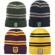 Bonnet Harry Potter Boutique Harry Potter, Mode Geek, Winter Hats, Geek Stuff, Beanie, Fashion, Cap, Geek Things, Moda