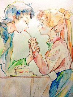 Seiya ♥ Usagi : Photo