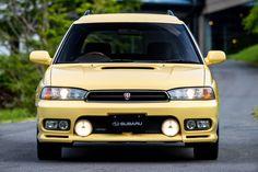 Subaru Legacy 2.0 GT-B Touring Wagon (BD) 1996 – 1998