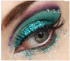 Pretty party eye