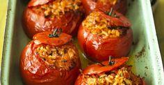 Gefüllte Tomaten aus dem Ofen | eatsmarter.de