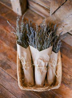#lavender, #party-favor | Photography: Jen Fariello Photography - jenfariello.com Event Coordination: Ashley Baber Weddings - ashleybaberweddings.com/