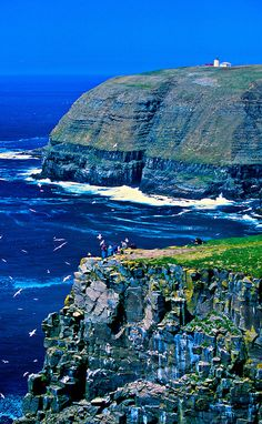 Mary's Ecological Reserve, Avalon Peninsula, Newfoundland, Canada Newfoundland Canada, Newfoundland And Labrador, Nova Scotia, Cool Landscapes, Beautiful Landscapes, British Columbia, Terre Nature, Gros Morne, Lakes