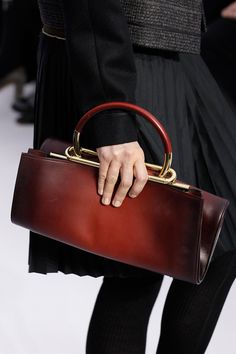 Salvatore Ferragamo | Fall 2014 Ready-to-Wear Collection  #MFWfall2014  #SalvatoreFerragamo