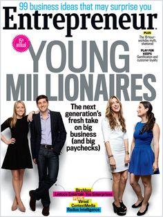 Entrepreneur magazine September 2013