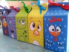 caixa galinha pintadinha imprimir - Pesquisa Google