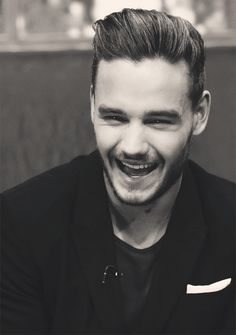 If liam payne laughing isn't the cutest thing you've ever seen, I don't know who you are anymore