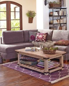 Cameron Coffee Table at Cost Plus World Market >> #WorldMarket Glasgow Fog Collection