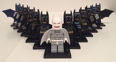 LEGO Batman Minifigure Collection - The Brick News