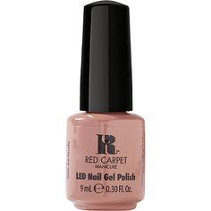 Nail Gel Polish || Neutral LED Gel Collection- Re-Nude (mauve nude)