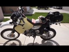 Suzuki setup and what I carry The Other Guys, Dual Sport, Carry On, Motorbikes, Trail, Classic, Youtube, Derby, Hand Luggage