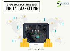 Saletify is fastest growing SEO Company in Pune, India which specializes in Internet Marketing Services like SEO, SEM, PPC and SMO. We build right online strategy with qualified & experienced professionals. Call us at to know about our SEO services. Best Seo Services, Digital Marketing Services, Seo Agency, Seo Strategy, Search Engine Optimization, Growing Your Business, Pune, India, Website