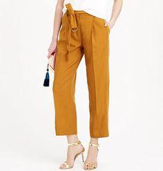 Women's Skinny Pants, Suit Pants & More : Women's Pants | J.Crew